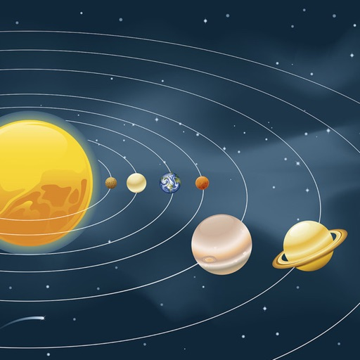 Solar System - Planet Guide
