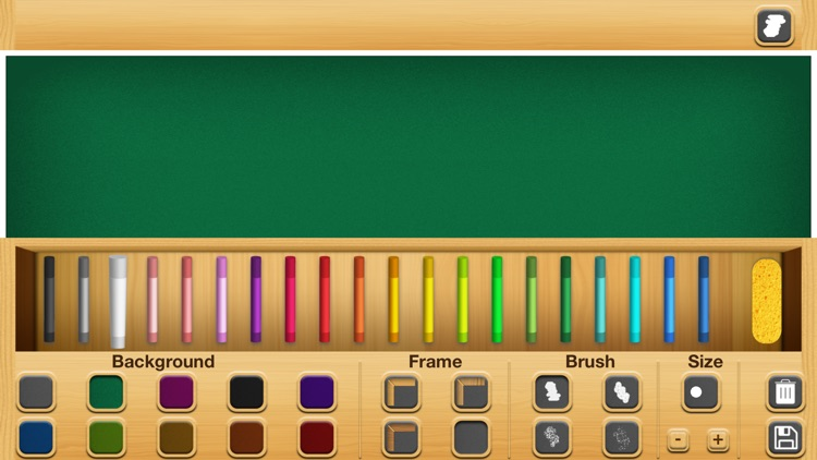 Chalkboard Junior draw & color