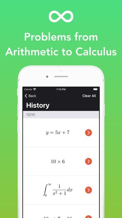 messages.download Algebra Calculator: Snap Solve software