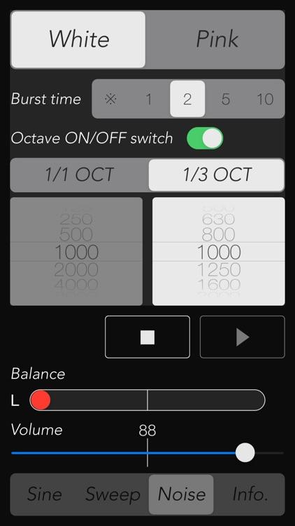 Audio Tone Generator - ATG screenshot-5