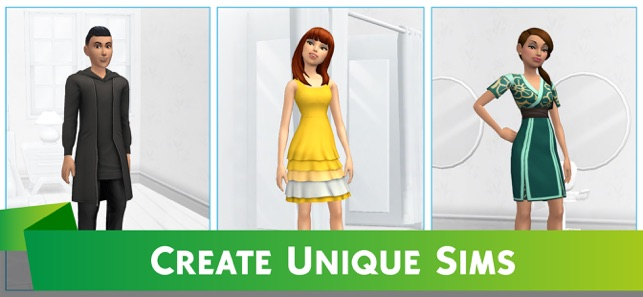The Sims™ Mobile on the App Store
