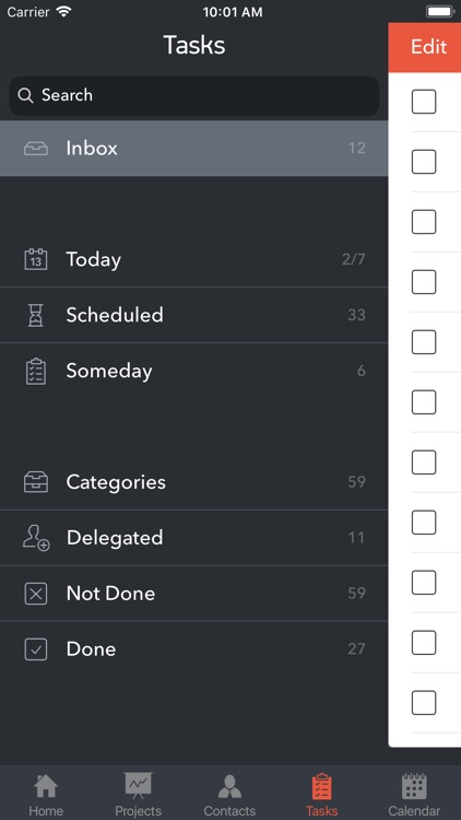 Task Office lite: to-do list screenshot-7