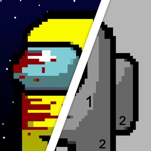 Pixel AM Impostor Coloring