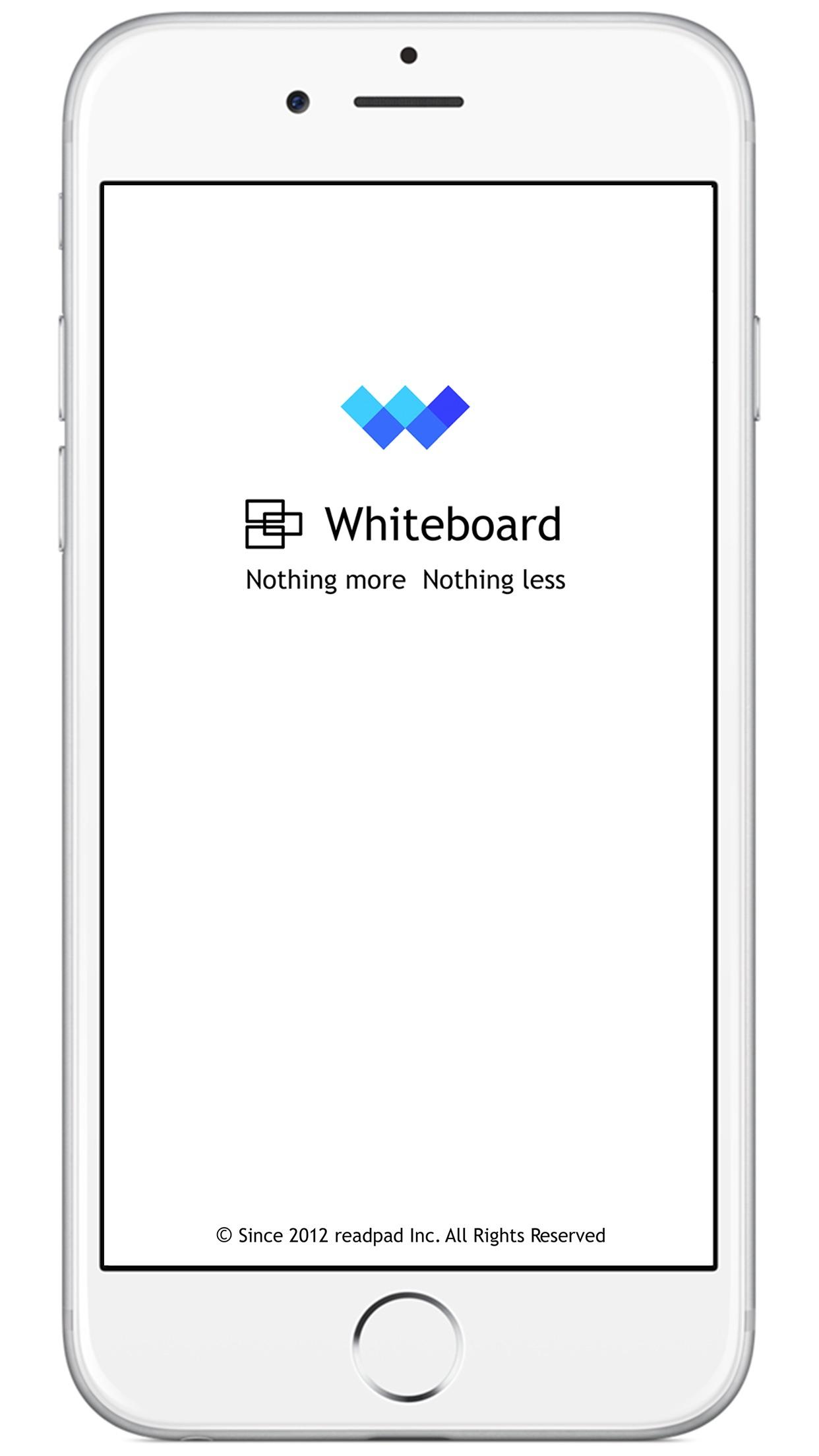 Whiteboard Brush Screenshot