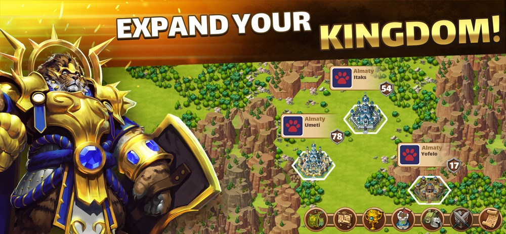 Million Lords: World Conquest Cheat Codes