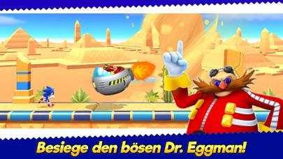 Herunterladen Sonic Runners Adventure für Android