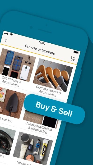 download Buy, Sell and Save - eBay apps 2