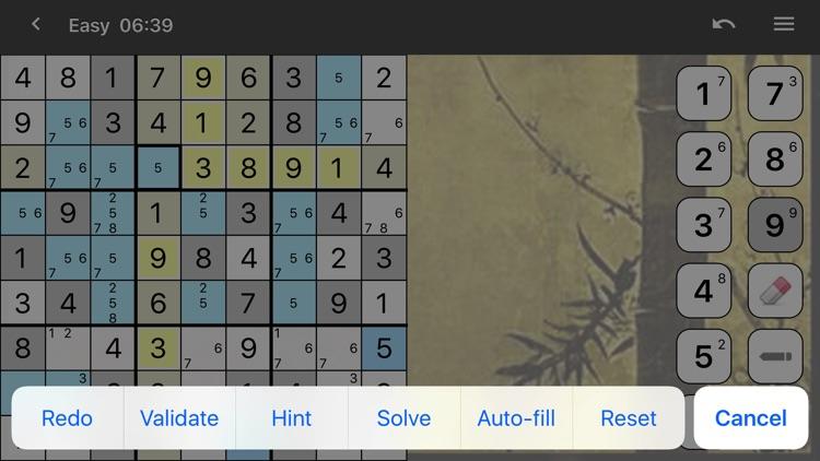 Sudoku (Full Version) screenshot-4