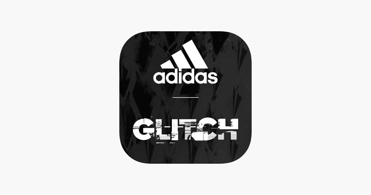 adidas glitch app