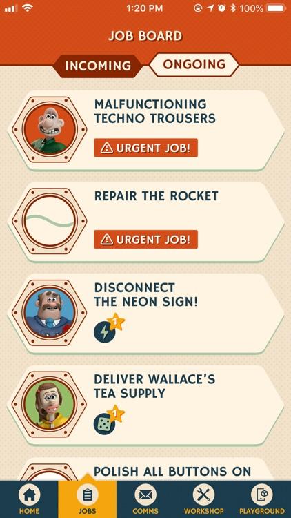 Wallace & Gromit: Big Fix Up screenshot-4