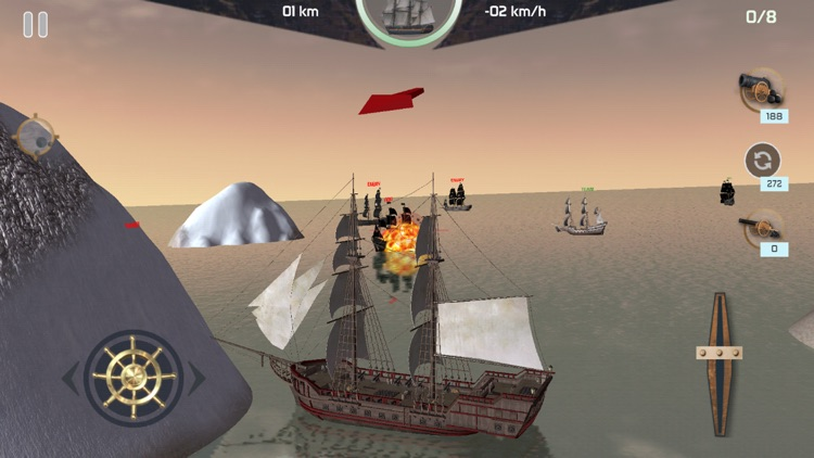 Online Warship Simulator screenshot-6