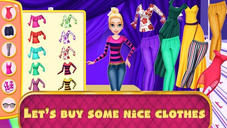 Fashion Teen Shopping Princess screenshot-3