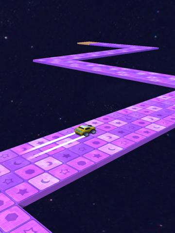 Skiddy Space Car - náhled