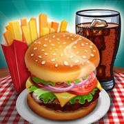 疯狂厨房:餐厅厨师的模拟烹饪游戏