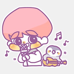 Daily life with a penguin!