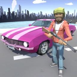 Gangster Thief Crime Town