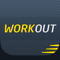 App Icon for Workout for men:Weight lifting App in Denmark IOS App Store