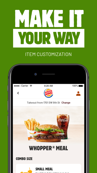 BURGER KING® App wiki review and how to guide