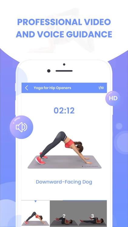 Yoga for beginners   Yoga screenshot-4