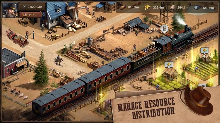 West Game screenshot-5