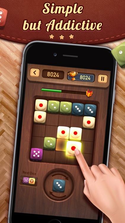 Merge Dice - Puzzle Game 5x5 screenshot-5
