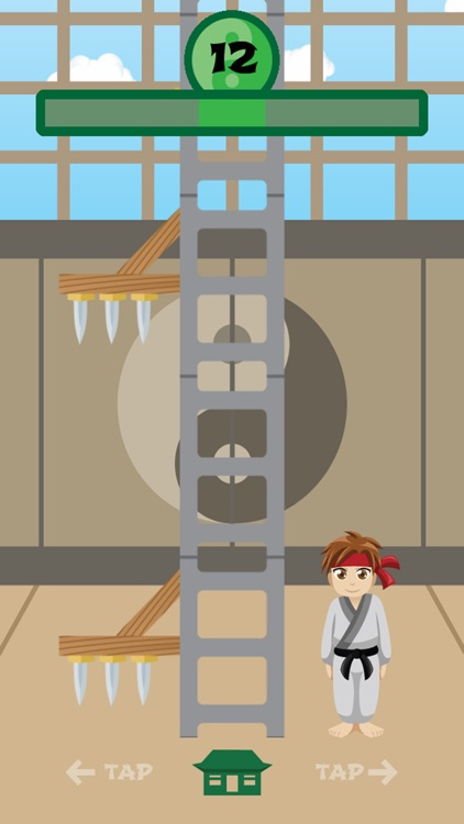 Karate Chop Challenge screenshot-3