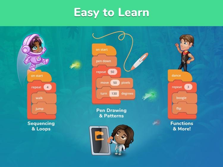Tynker: Coding Games for Kids screenshot-8