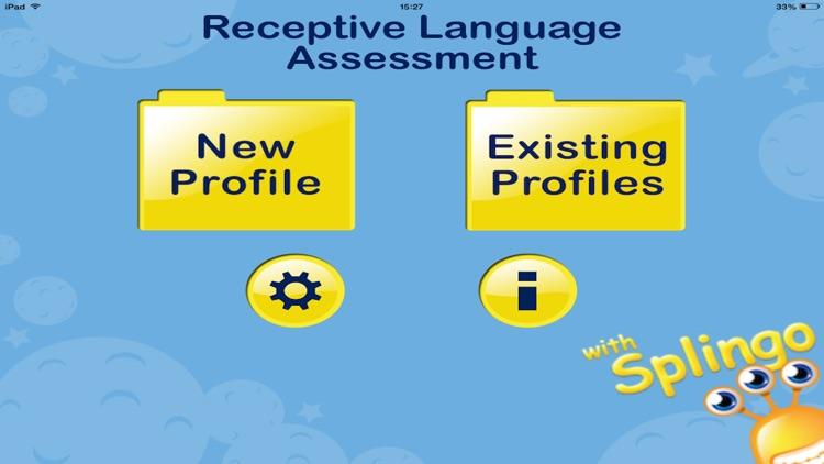 Language Assessment w/ Splingo screenshot-0