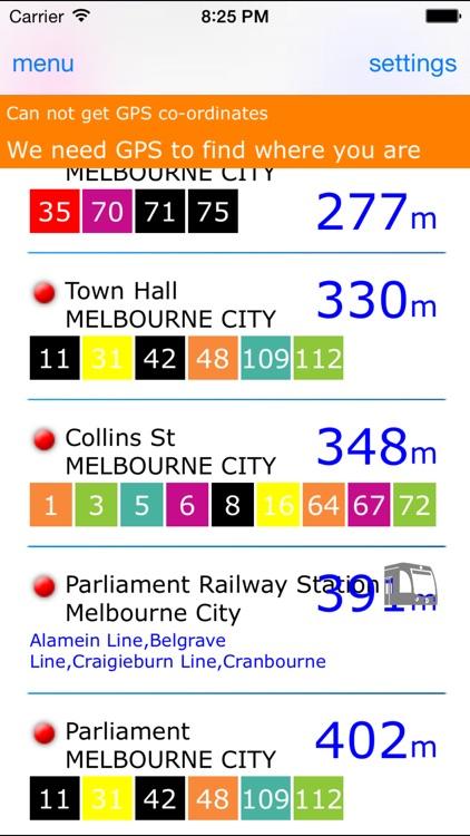 Melbourne Trams screenshot-3
