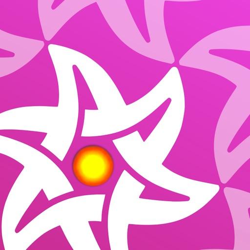 iOrnament: draw creative geometry art