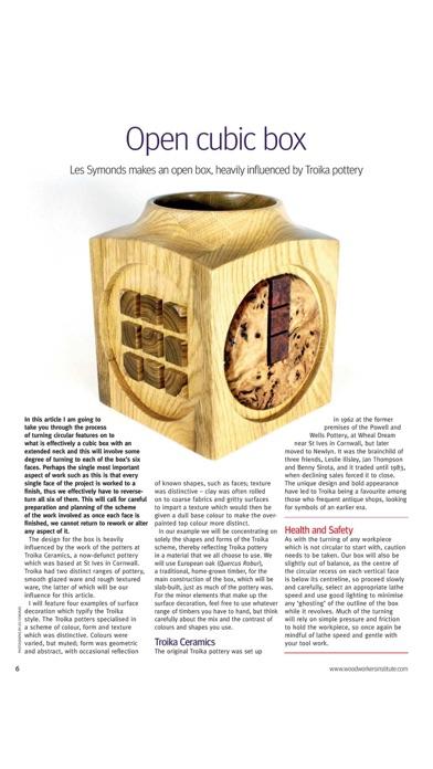 Woodturning Magazineのおすすめ画像2