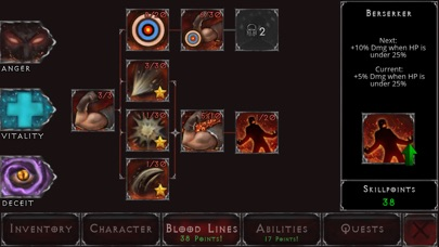 Screenshot #8 for Vampire's Fall: Origins