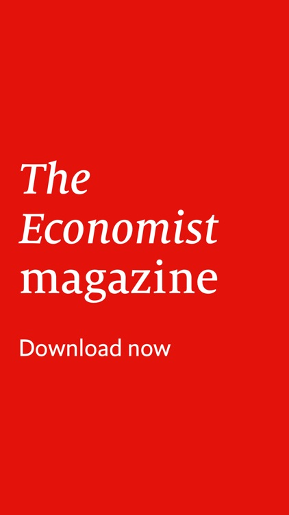 The Economist weekly IN issue