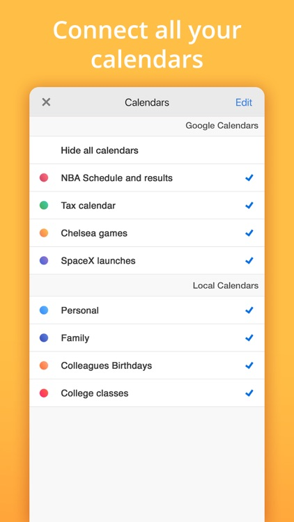 Calendars 5 by Readdle screenshot-7