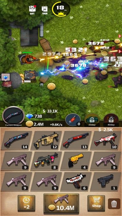 City Shooter- Zombie