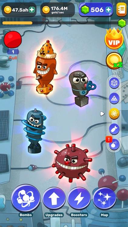 BIG BANG Evolution screenshot-8