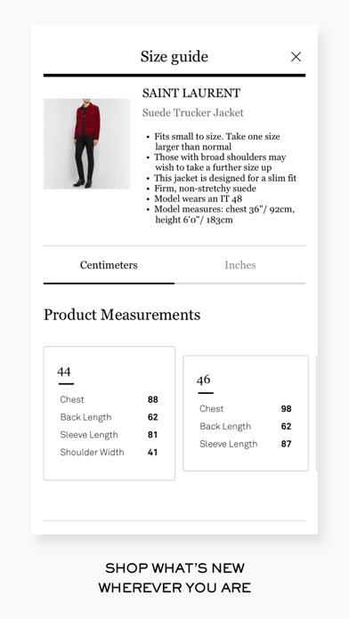 messages.download MR PORTER l Designer Clothes software