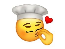 Chefs Kiss By Jen Lewis