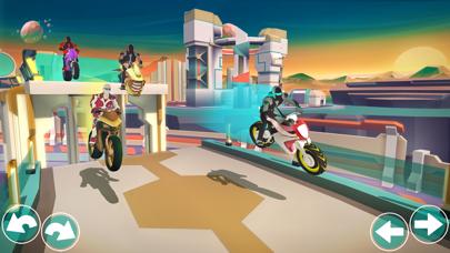 Gravity Rider オフロード系オートバイレースのおすすめ画像4
