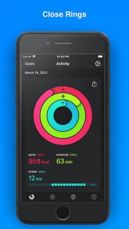 Activity+ screenshot-0