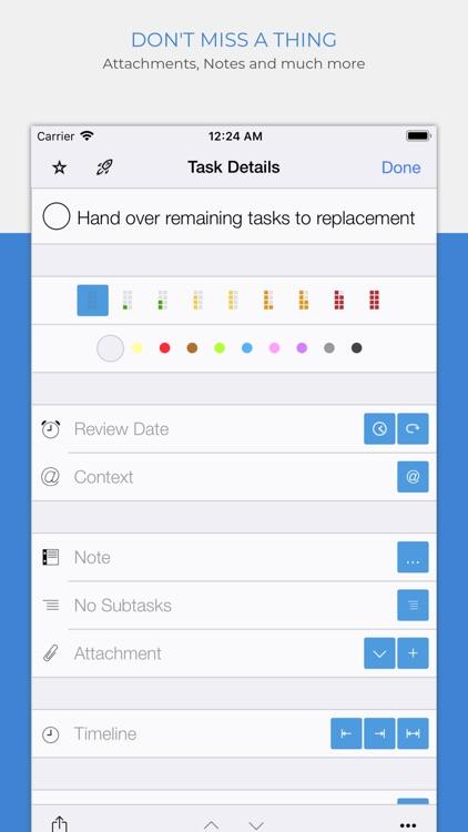 Organize:Me Cloud To-Do's screenshot-3