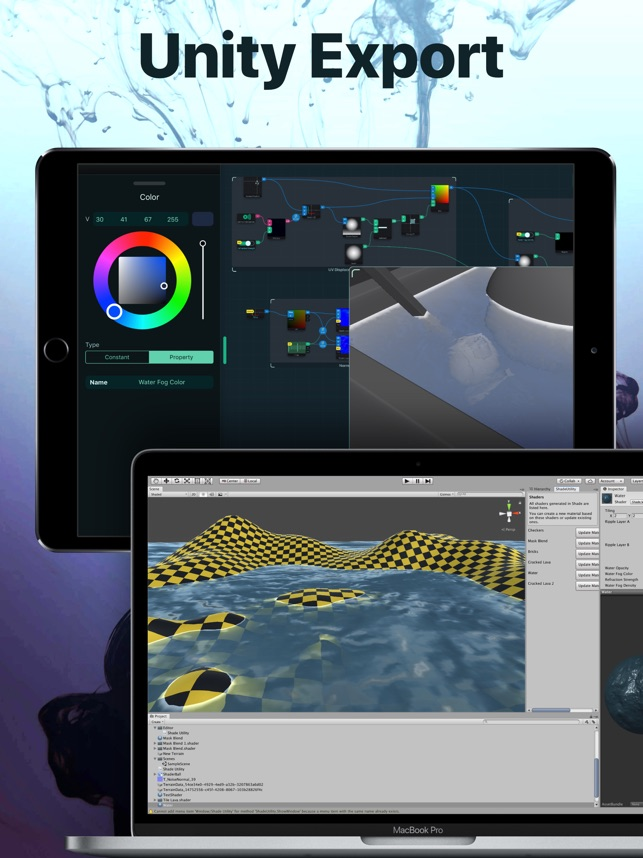 Shade - Pro Shader Editor on the App Store