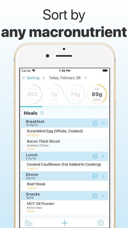 Keto Diet app by Keto.app screenshot-6