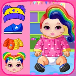 Dolls Dress up Game