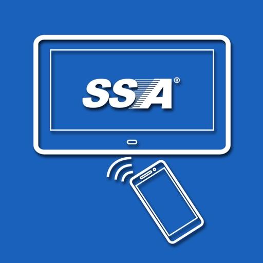 SSA WiFi Frame - photo sharing