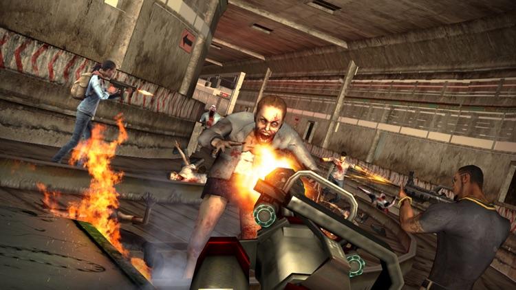 Death Invasion : Zombie screenshot-4