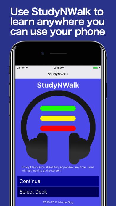 点击获取StudyNWalk Flashcards