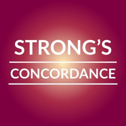Strong's Concordance on the App Store