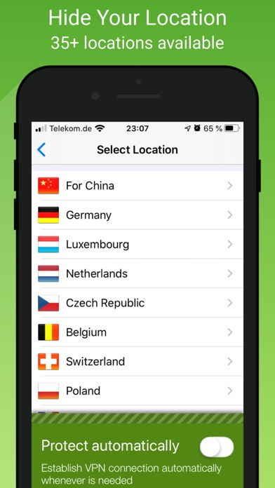 messages.download VPN Proxy by Seed4.Me VPN software