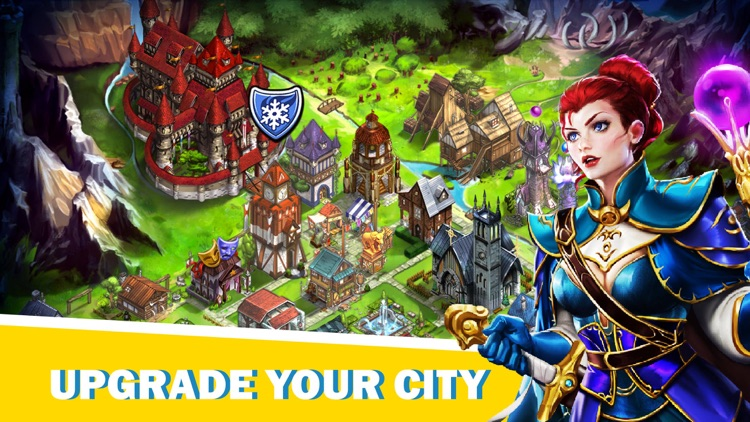 Shop Heroes: Trade Tycoon screenshot-4